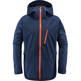 Haglöfs Niva Jacket Men Tarn Blue